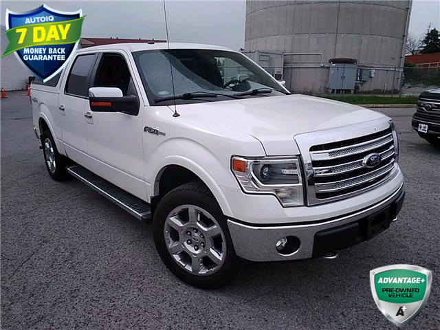2013 Ford F-150 FX4 (Stk: W0327C) in Barrie - Image 1 of 25