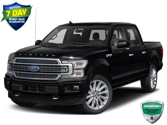 2018 Ford F-150 Limited (Stk: W0796A) in Barrie - Image 1 of 43