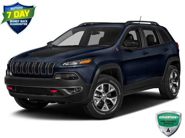 2016 Jeep Cherokee Trailhawk (Stk: W0070AX) in Barrie - Image 1 of 36