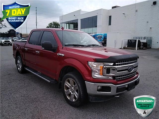 2018 Ford F-150 XLT (Stk: W0759A) in Barrie - Image 1 of 31