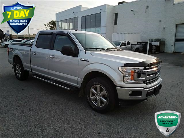 2018 Ford F-150 XL (Stk: W0925A) in Barrie - Image 1 of 28