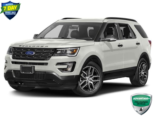 2017 Ford Explorer Sport (Stk: W0926AX) in Barrie - Image 1 of 10
