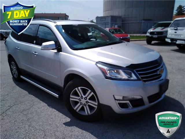 2015 Chevrolet Traverse 2LT (Stk: 7002AX) in Barrie - Image 1 of 26