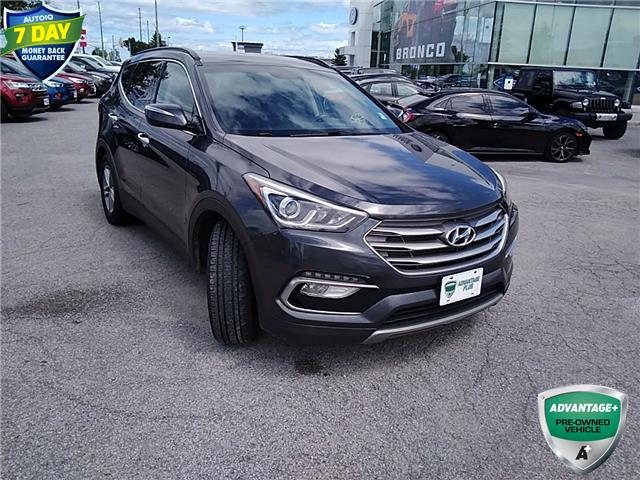 2017 Hyundai Santa Fe Sport 2.4 Luxury (Stk: W0534A) in Barrie - Image 1 of 18