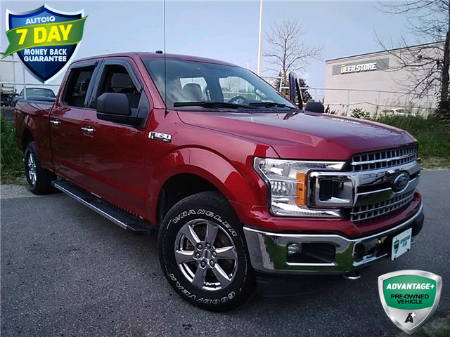 2018 Ford F-150 XLT (Stk: W0783AX) in Barrie - Image 1 of 29
