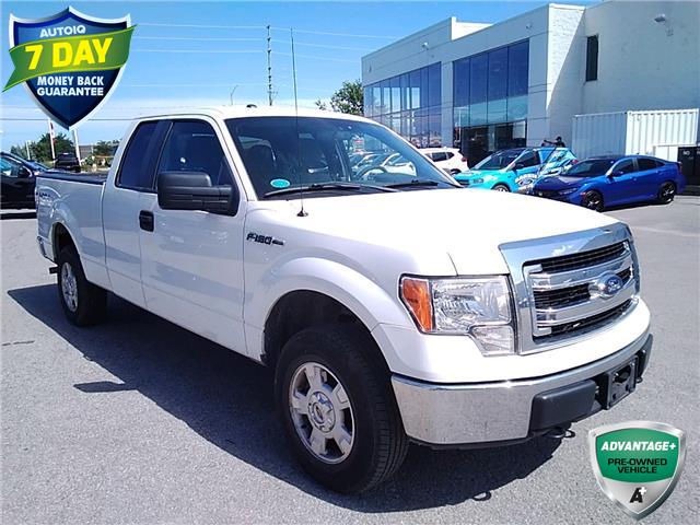 2013 Ford F-150 XLT (Stk: W0720BZ) in Barrie - Image 1 of 18