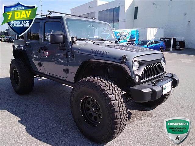 2015 Jeep Wrangler Unlimited Sport (Stk: 6791A) in Barrie - Image 1 of 21