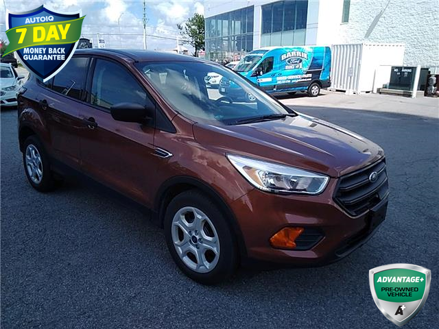 2017 Ford Escape S (Stk: W0408A) in Barrie - Image 1 of 21