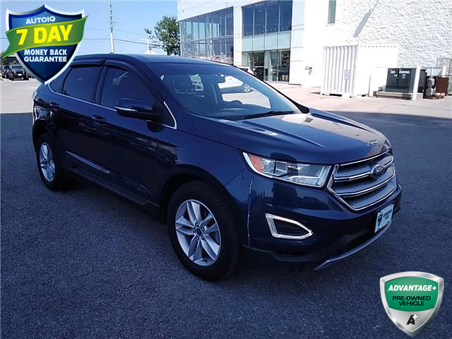 2017 Ford Edge SEL (Stk: 7022X) in Barrie - Image 1 of 27