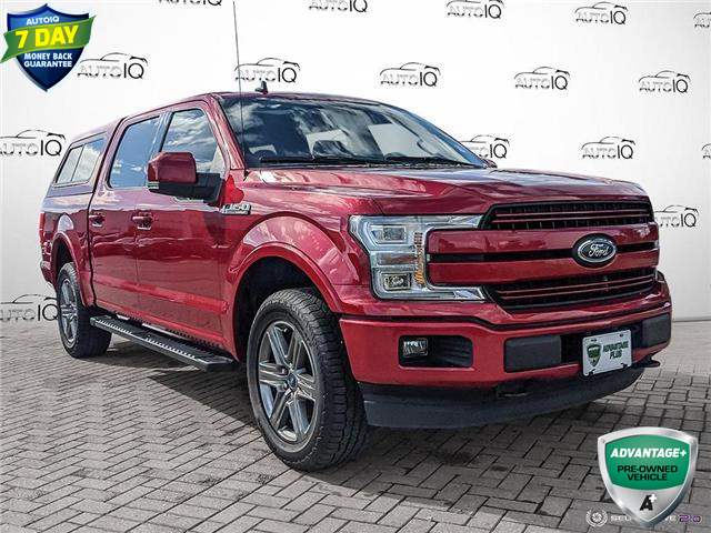 2020 Ford F-150 Lariat (Stk: W0778BX) in Barrie - Image 1 of 25