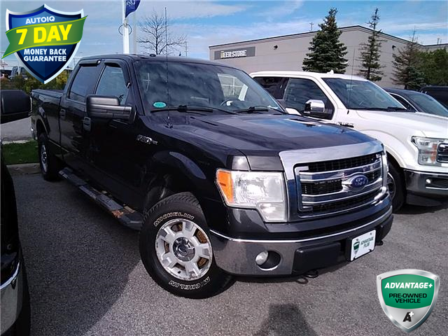 2014 Ford F-150 XLT (Stk: W022AX) in Barrie - Image 1 of 20