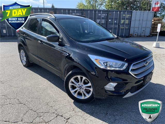 2019 Ford Escape SEL (Stk: W1105A) in Barrie - Image 1 of 22