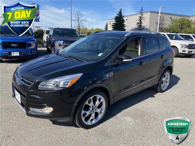 2016 Ford Escape Titanium (Stk: W0913A) in Barrie - Image 1 of 29