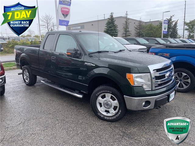 2014 Ford F-150 STX (Stk: W1068AX) in Barrie - Image 1 of 18