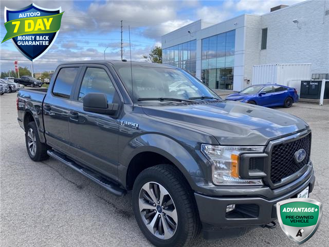 2019 Ford F-150 XL (Stk: W1009A) in Barrie - Image 1 of 30