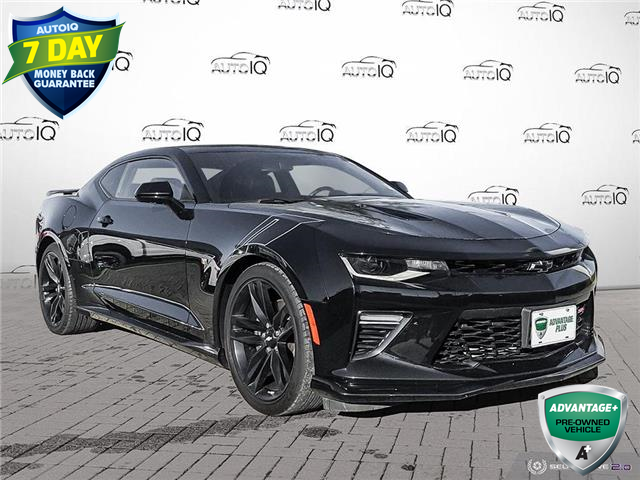 2017 Chevrolet Camaro 2SS (Stk: 7037) in Barrie - Image 1 of 22