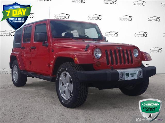 2010 Jeep Wrangler Unlimited Sahara (Stk: 7085X) in Barrie - Image 1 of 22