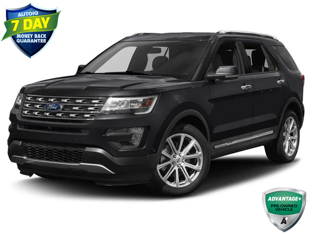 2017 Ford Explorer Limited (Stk: W0488A) in Barrie - Image 1 of 10