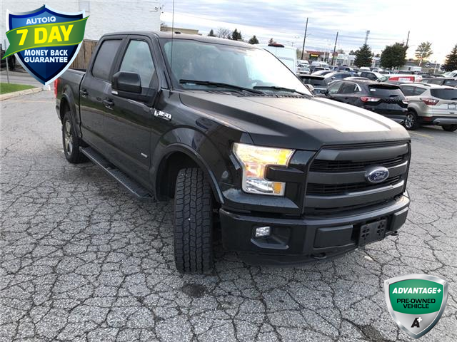 2015 Ford F-150 Lariat (Stk: 7137A) in Barrie - Image 1 of 25