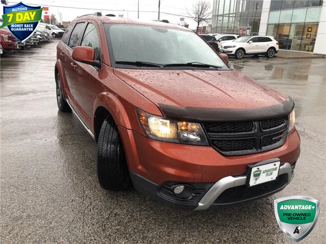 2014 Dodge Journey Crossroad (Stk: W0941A) in Barrie - Image 1 of 20