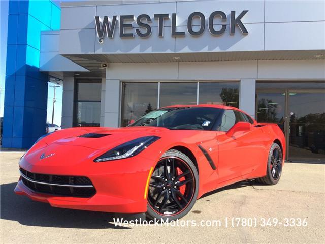 2017 Chevrolet Corvette Stingray Z51 (Stk: 17C28) in Westlock - Image 1 of 29