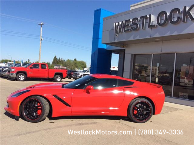 2017 Chevrolet Corvette Stingray Z51 (Stk: 17C28) in Westlock - Image 2 of 29