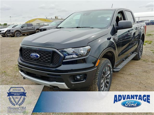 2020 Ford Ranger XLT (Stk: L-619) in Calgary - Image 1 of 11