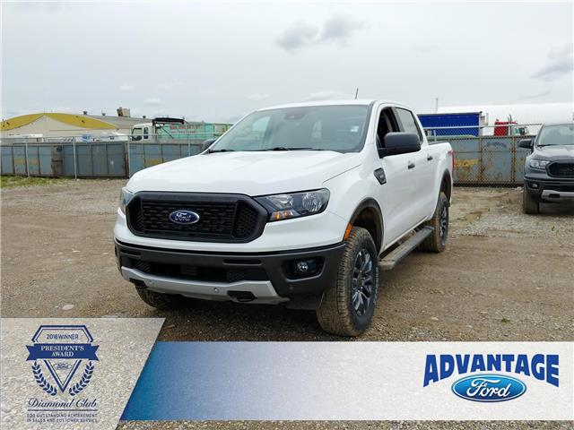2020 Ford Ranger XLT (Stk: L-621) in Calgary - Image 1 of 11