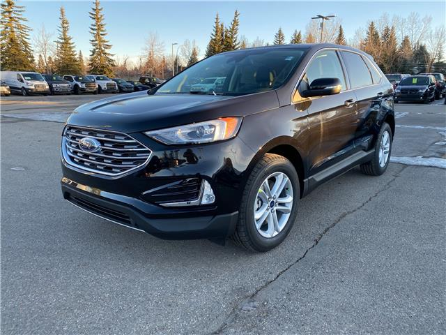 2020 Ford Edge SEL (Stk: L-1431) in Calgary - Image 1 of 6