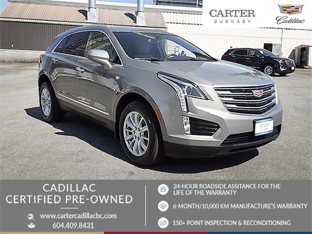 2018 Cadillac XT5 Base (Stk: P9-62500) in Burnaby - Image 1 of 24