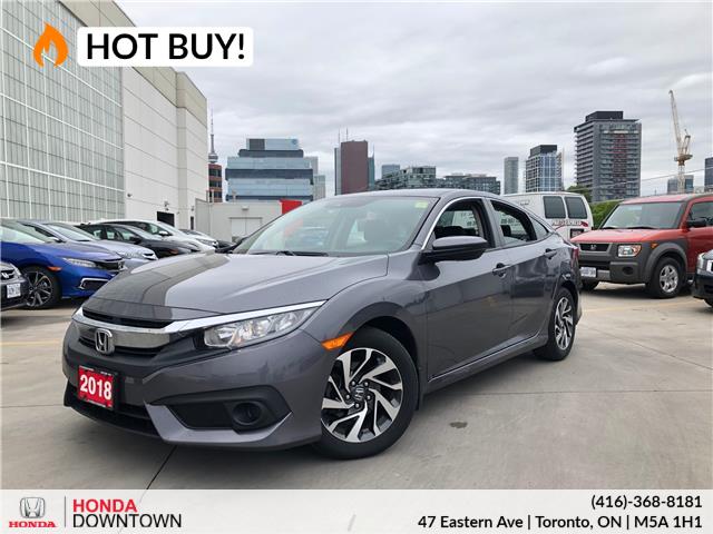 2018 Honda Civic SE (Stk: HP3935) in Toronto - Image 1 of 29