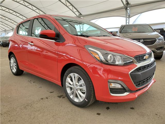 2020 Chevrolet Spark 2LT CVT (Stk: 184545) in AIRDRIE - Image 1 of 28