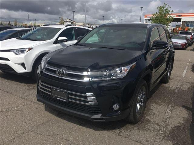 2017 Toyota Highlander Limited (Stk: 411536) in Brampton - Image 1 of 5