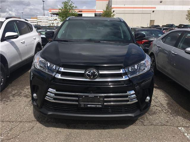 2017 Toyota Highlander Limited (Stk: 411536) in Brampton - Image 2 of 5