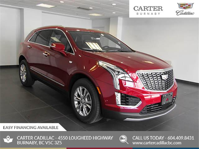 2020 Cadillac XT5 Premium Luxury (Stk: C0-50330) in Burnaby - Image 1 of 24