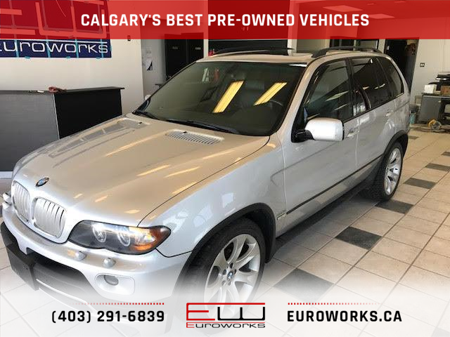 2005 BMW X5 4.8is (Stk: P1150) in Calgary - Image 1 of 16