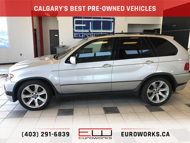 2005 BMW X5 4.8is (Stk: P1150) in Calgary - Image 2 of 16