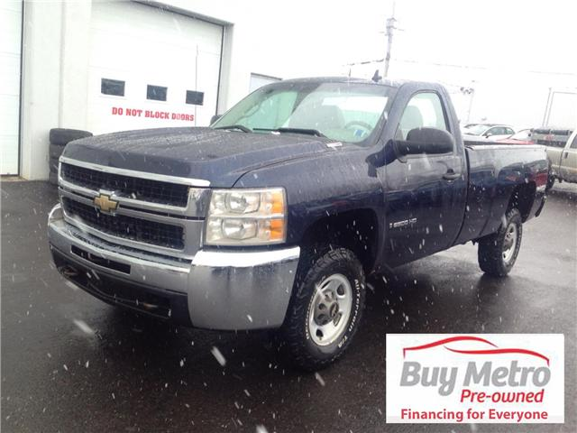 2009 Chevrolet Silverado 2500 HD Work Truck Long Box 2WD (Stk: p16-006) in Dartmouth - Image 1 of 11