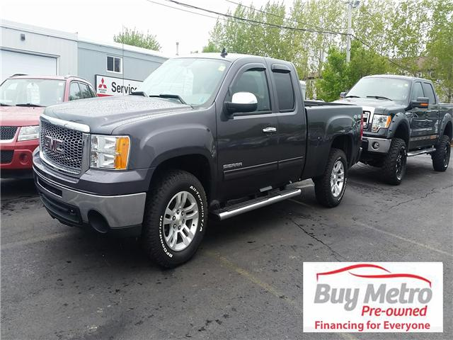 2010 GMC Sierra 1500 SL Ext. Cab 4WD (Stk: p16-041a) in Dartmouth - Image 1 of 6