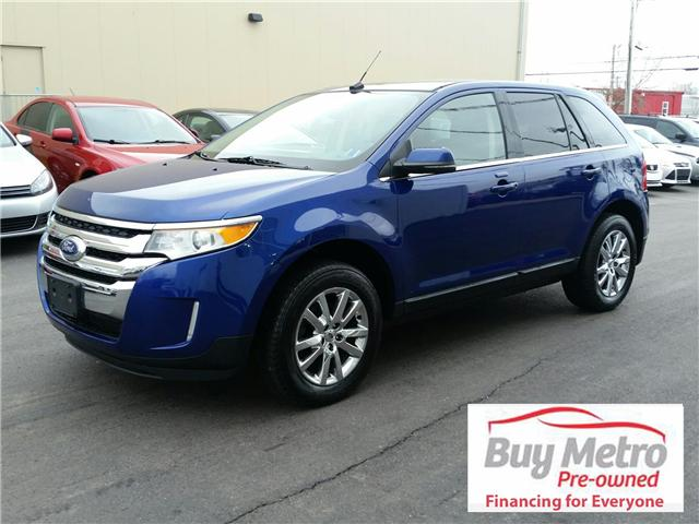 2013 Ford Edge Limited AWD (Stk: p17-081) in Dartmouth - Image 1 of 10