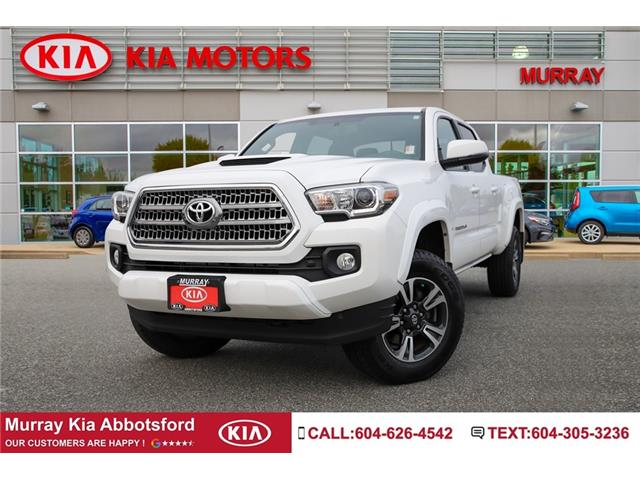 2017 Toyota Tacoma TRD Sport (Stk: M1704) in Abbotsford - Image 1 of 23