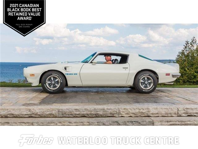 1973 Pontiac Firebird SUPER DUTY   COBBLE BEACH AWARD WINNER   (Stk: 138574) in Waterloo - Image 1 of 8