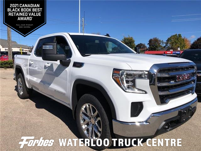 2021 GMC Sierra 1500 SLE (Stk: 217005) in Waterloo - Image 1 of 21