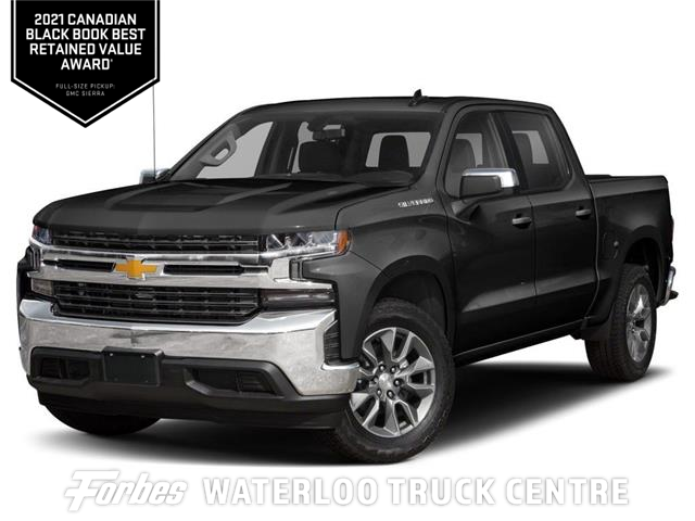 2021 Chevrolet Silverado 1500 LT (Stk: 218007) in Waterloo - Image 1 of 9