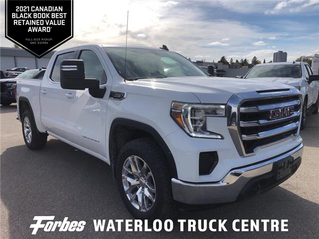 2021 GMC Sierra 1500 SLE (Stk: 217007) in Waterloo - Image 1 of 20