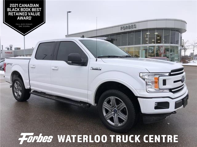 2019 Ford F-150  (Stk: D19822) in Waterloo - Image 1 of 28