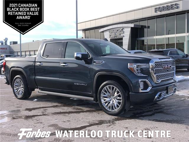 2019 GMC Sierra 1500 Denali (Stk: 42685) in Waterloo - Image 1 of 30