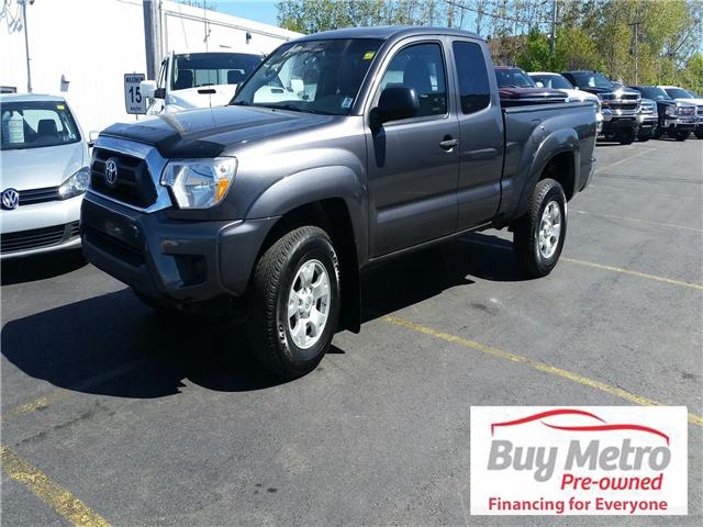 2012 Toyota Tacoma Access Cab V6 Auto 4WD (Stk: p17-105) in Dartmouth - Image 1 of 7