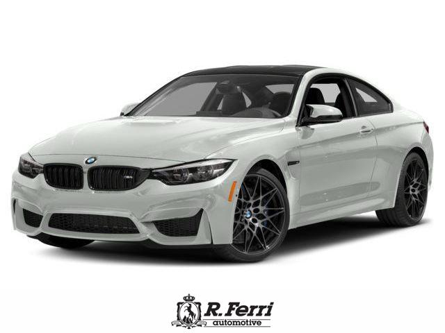 2018 BMW M4 Base (Stk: 25538) in Woodbridge - Image 1 of 9