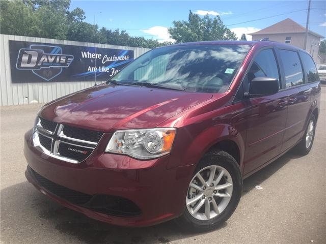 2017 Dodge Grand Caravan CVP/SXT (Stk: 11040) in Fort Macleod - Image 1 of 20
